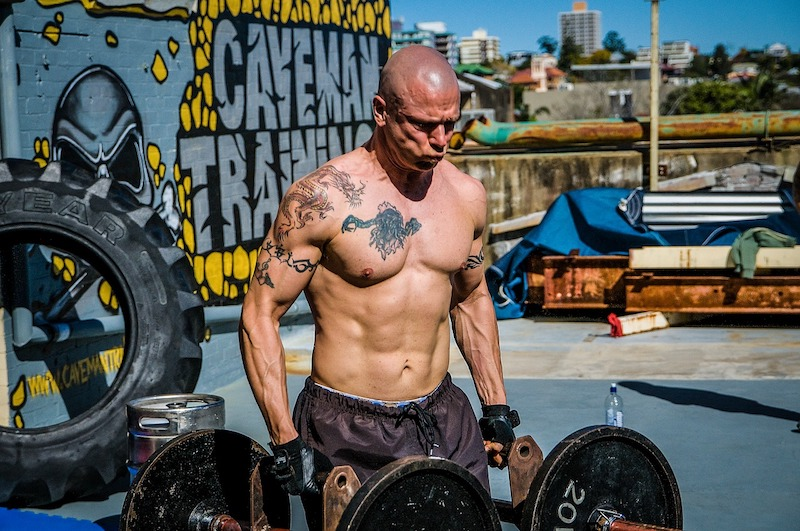 farmers walk strongman