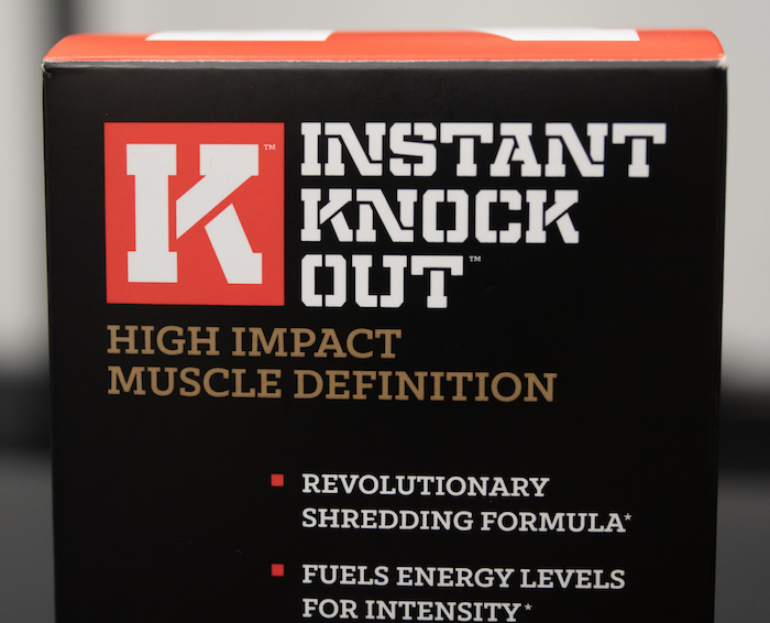 instant knockout high impact