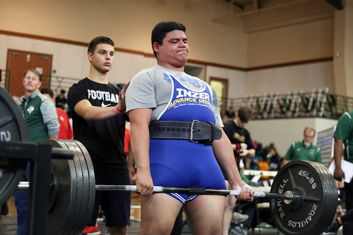 deadlift competition