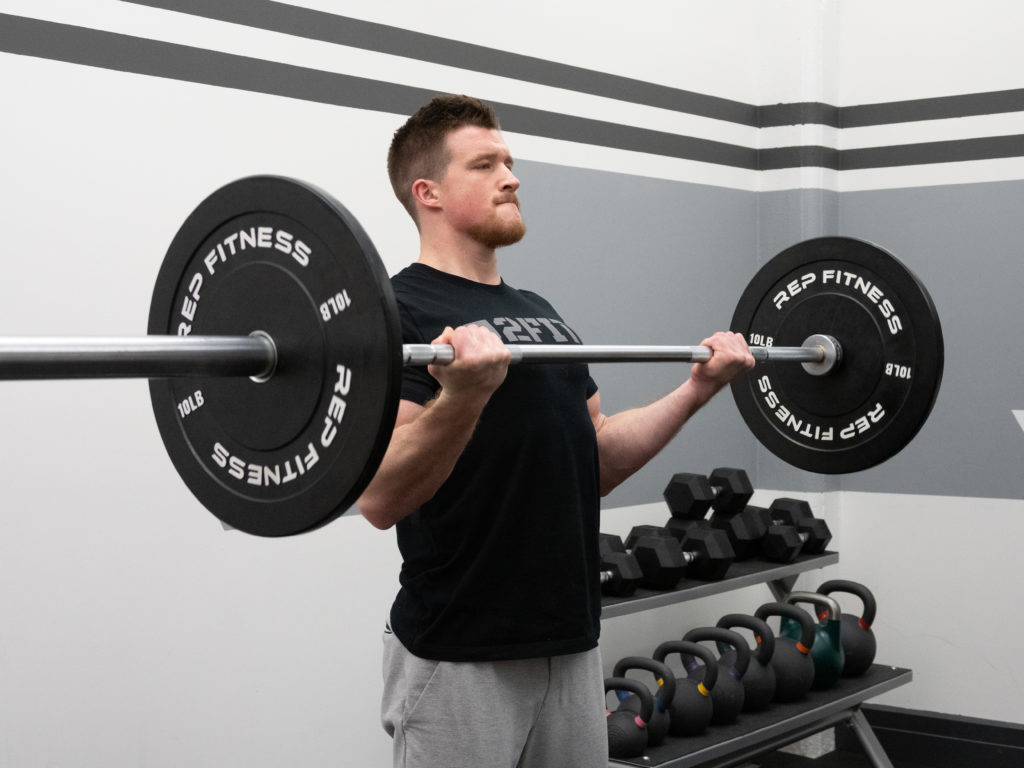Barbell Curl Exercise Guide Barbend