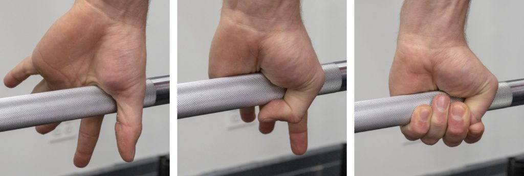 How to Hook Grip