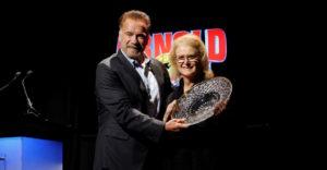 Jan Todd Lifetime Award