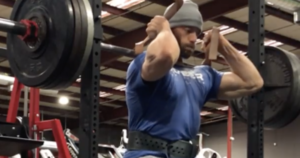 Powerlifting Accessory Exercise Rules
