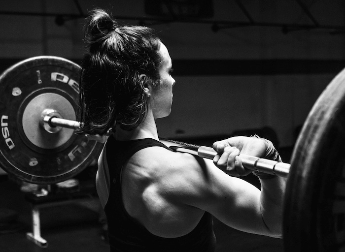 thea lund weightlifting