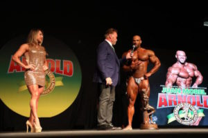Arnold South America Bodybuilding