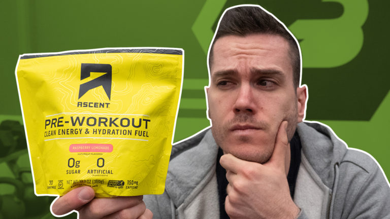 Ascent Pre Workout Featured