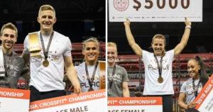 Asia CrossFit Championship Recap