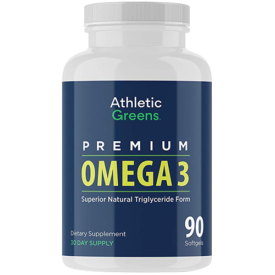 Athletic Greens Omega 3