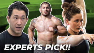 2019 CrossFit Games Predictions