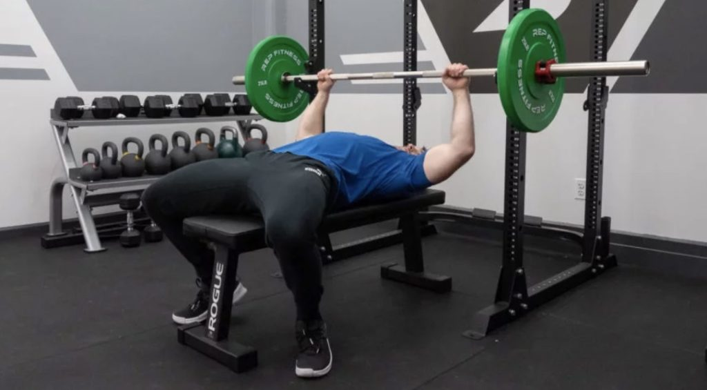 Bench Press Exercise Guide Muscles Worked Variations