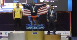 CJ Cummings 2019 Pan American Championships