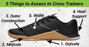 Cross Training Shoe Guide