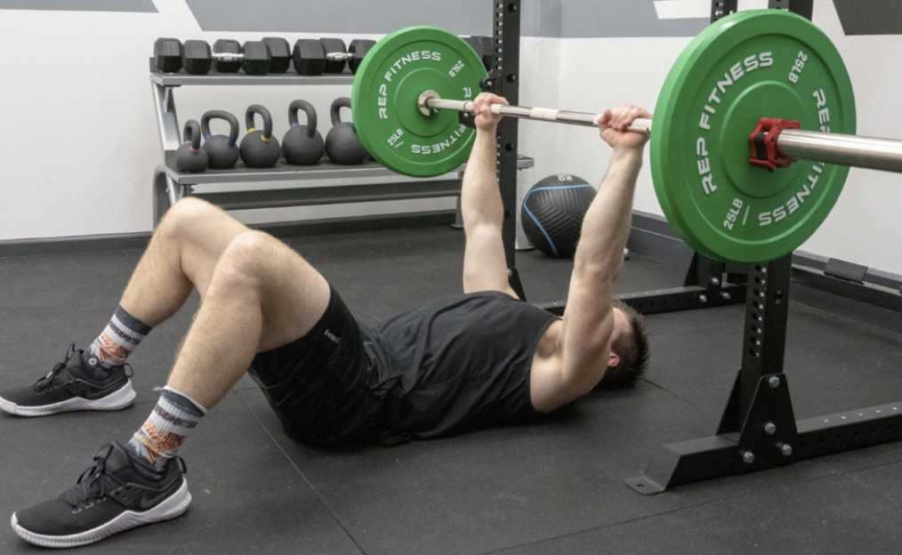 Floor Press - Muscles Worked, Exercise Demo, and Benefits