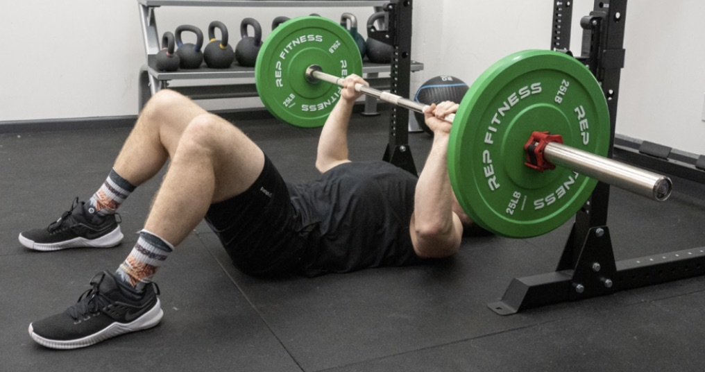 Floor Press - Muscles Worked, Exercise