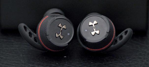 JBL Under Armour True Wireless Flash Headphones