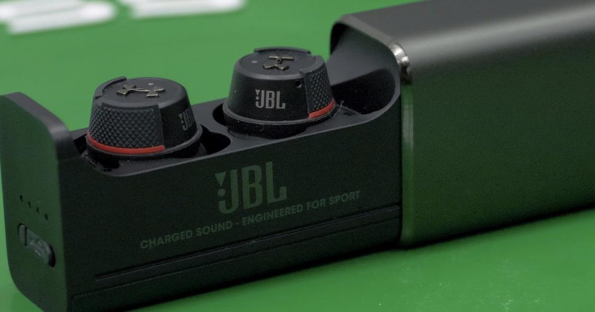 JBL Under Armour True Wireless Flash Headphones Review - BarBend