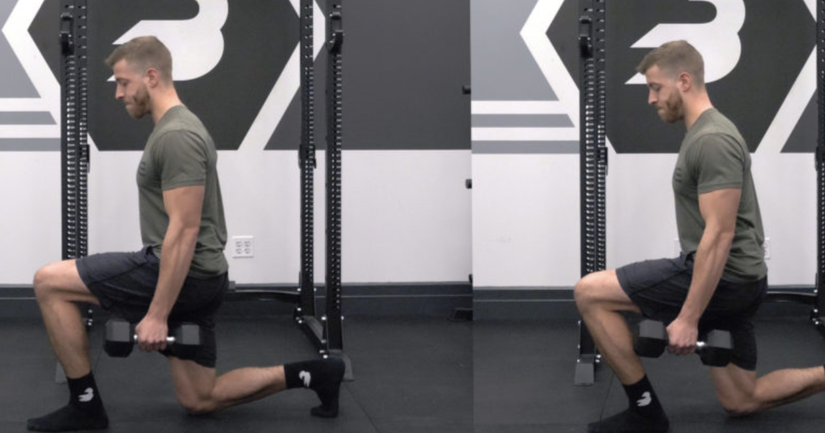 Lunge Vs. Split Squat — What's the Main Difference? - BarBend