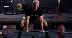 Rudy Kadlub Deadlift