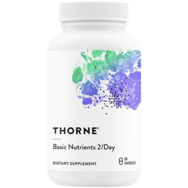Thorne Basic Nutrients 2/Day