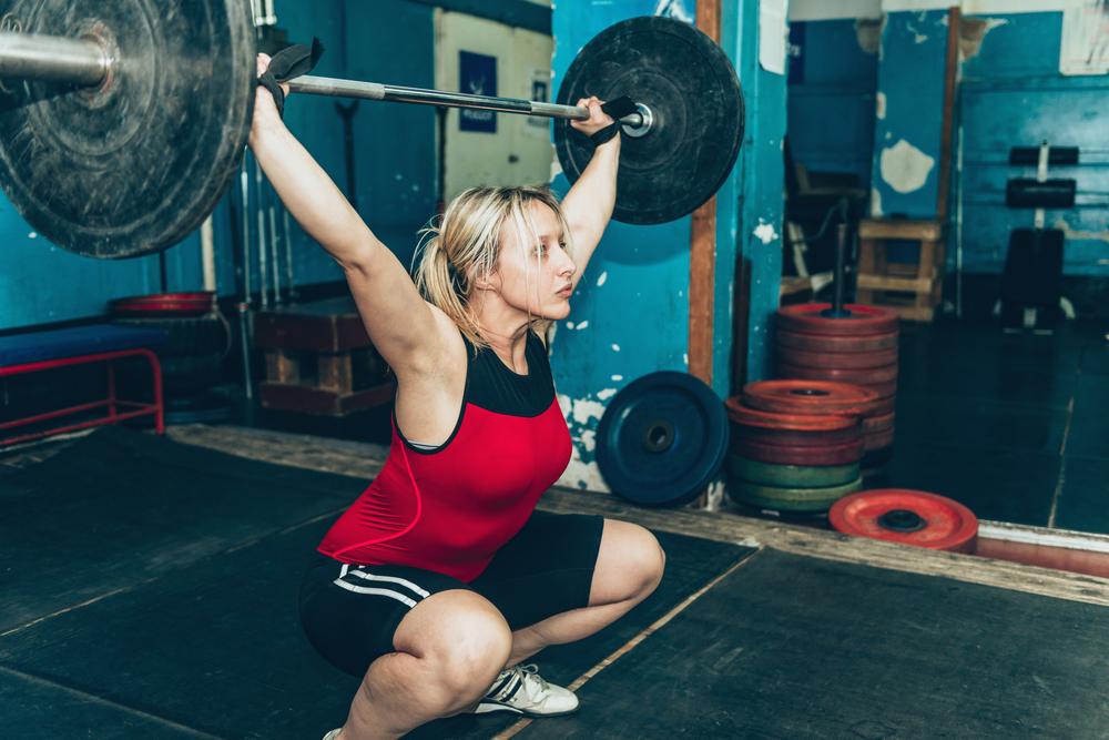 Weightlifting Muscle Fibers