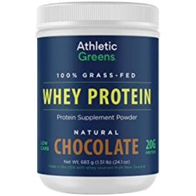 Athletic Greens Whey Protein