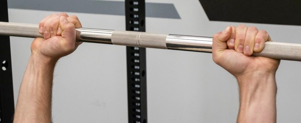 Close-Grip Bench Press Grip