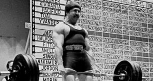 History of Powerlifting