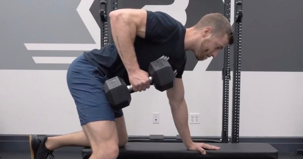 Dumbbell Row Guide — How-To, Muscles Worked, Variations, and More
