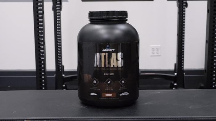 Legion Atlas tub