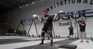 Martins Licis Steinborn Squat World Record