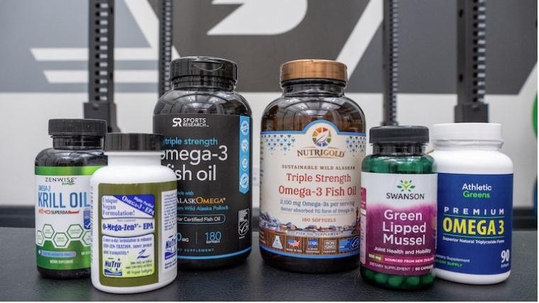 omega 3 supps