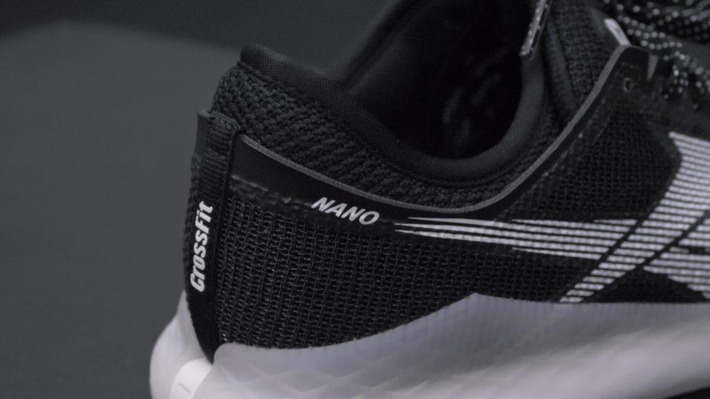 Reebok Nano 9 Heel Construction