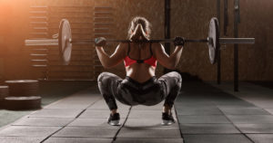 Squat Stance Differences