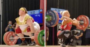 USA Weightlifting National Championships Highlights