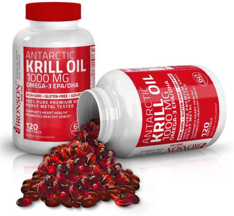 bronson krill oil