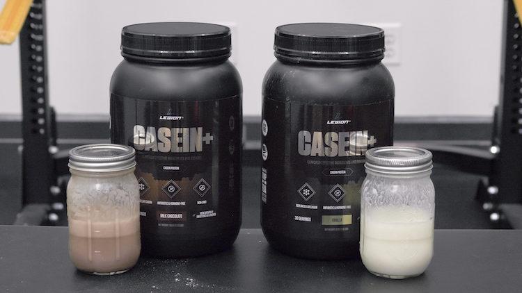 legion casein flavors