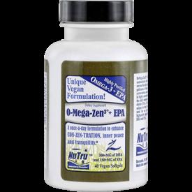 NuTru Vegan Omega-3