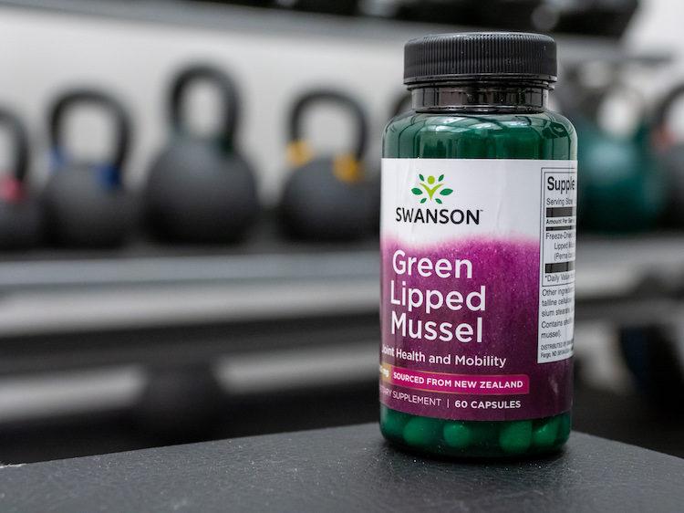 swanson green lipped mussel oil