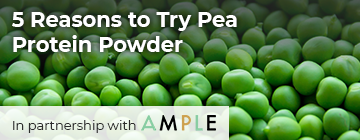 pea protein benefits