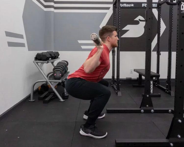 Back-Squat-Technique
