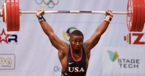 CJ Cummings 2019 Junior World Championships