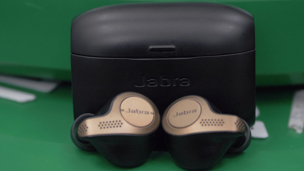 Jabra Elite 65t Earbuds Battery