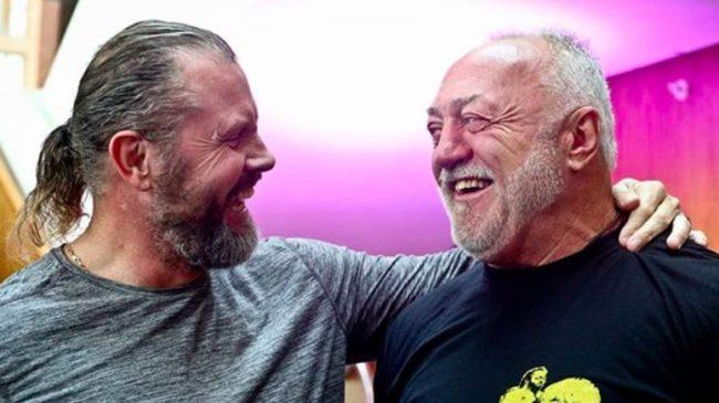Bill Kazmaier and Magnus ver Magnusson