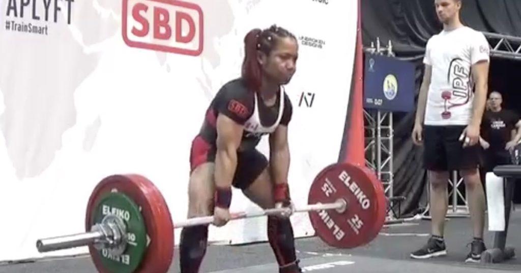 Maria Htee World Championship