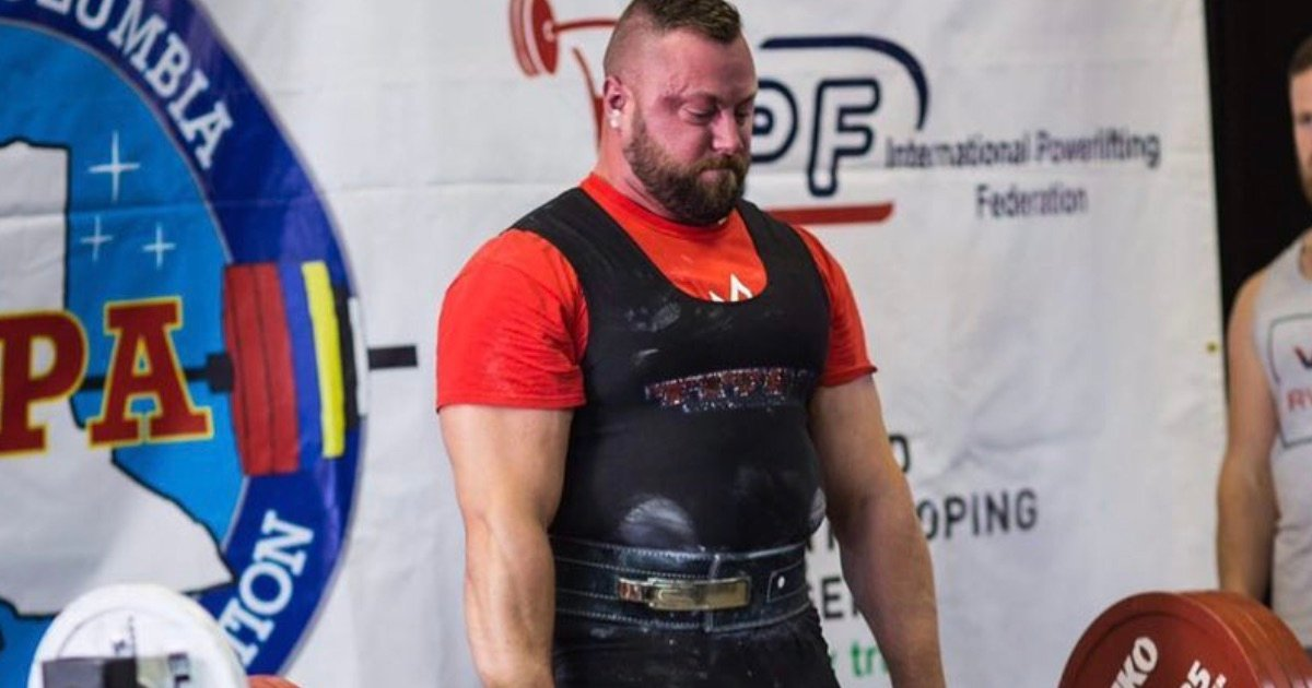 Image result for avi silverberg powerlifting technique