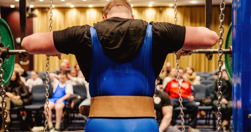 Powerlifting Meet Game Plan