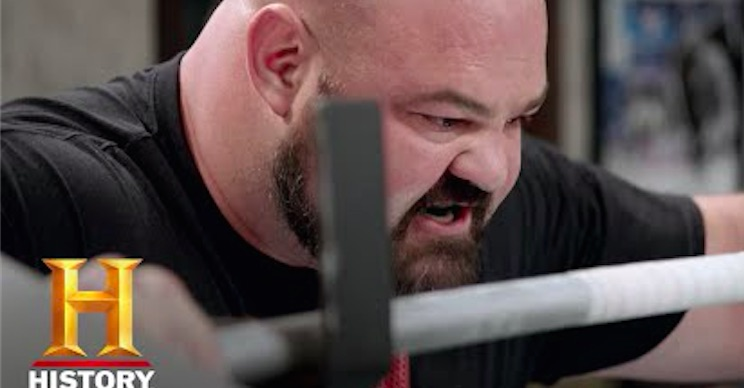 Strongman History Channel