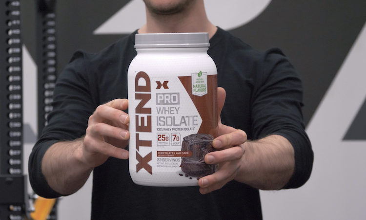 Xtend pro whey isolate small