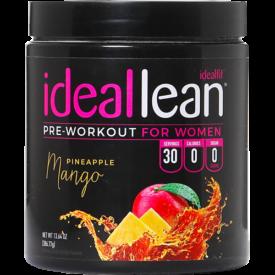 IdealLean Pre Workout for Women