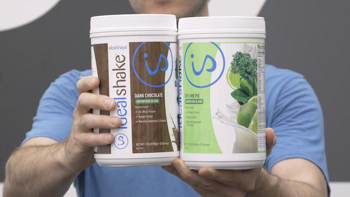 idealshape idealshake superfood blend